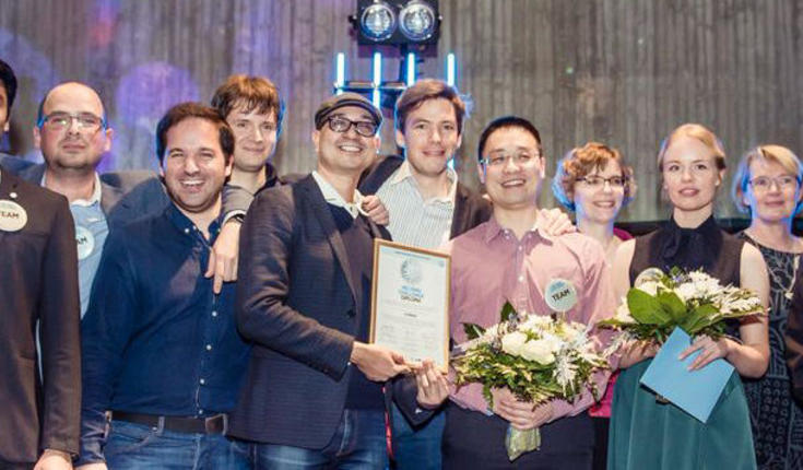 The prize of Helsinki Challenge idea competition was divided