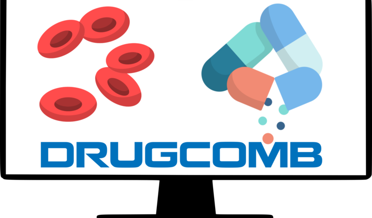 DrugComb, a one-stop solution to all your cancer drug