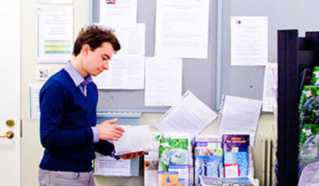 Admission Services