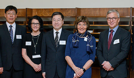 Beijing Normal University and University in Helsinki cooperate in Learning Innovation