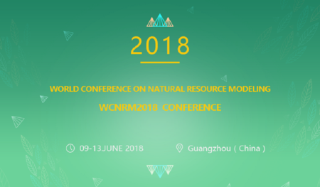 World Conference On Natural Resource Modeling