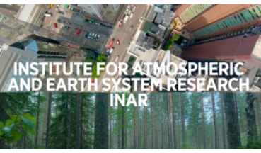 Video presenting the INAR institute for atmospheric and earth system research