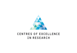 Centre of Excellence Academy of Finland logo