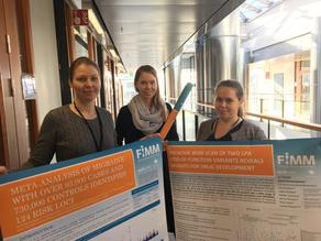 ASHG posters FIMM