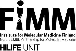 FIMM HiLIFE Unit logo black