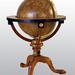 Celestial Globe. Since classical times the celestial sphere used to be displayed as if it was viewed from the outside.