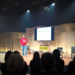 Vincenzo Cerullo on stage at Slush 2015