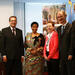UN Women Executive Director Phumzile Mlambo-Ngcuka meets with the Permanent Representatives to the UN of the five Nordic countries. Photo: UN Women Gallery, licensed under CC BY-NC-ND 2.0
