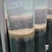 ...and not less beautiful mud cores with a top layer of fine sand, Vistula Estuary, Bay of Gdansk. © DH / ABRU