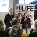 HiLIFE goes business: Pia Runeberg-Roos and Marc Baumann opening the event