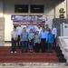Project members all meet for the first time in Vientiane