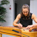 The afternoon event begun with Kantele and Medical student Matleena Knuuti
