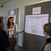 Serafima Osipenko presented a poster on blockchain