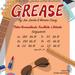 Grease-musikaalin juliste