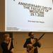 VENHA duo opened the Anniversary Day afternoon event at Biomedicum