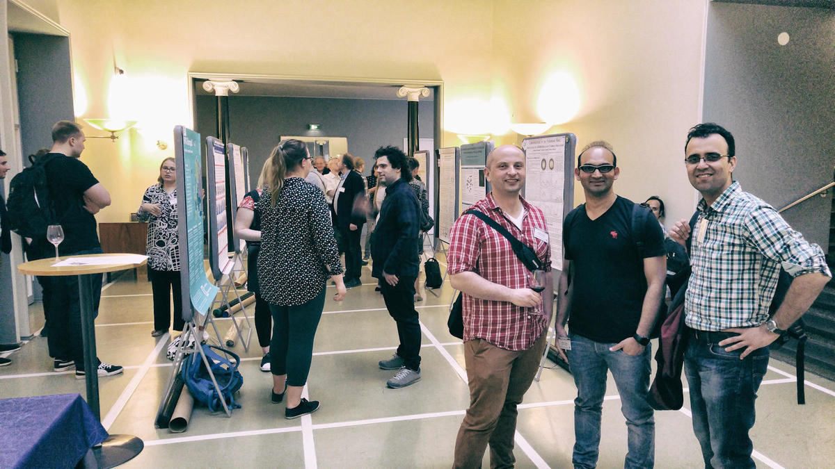 CCD 2018 poster session