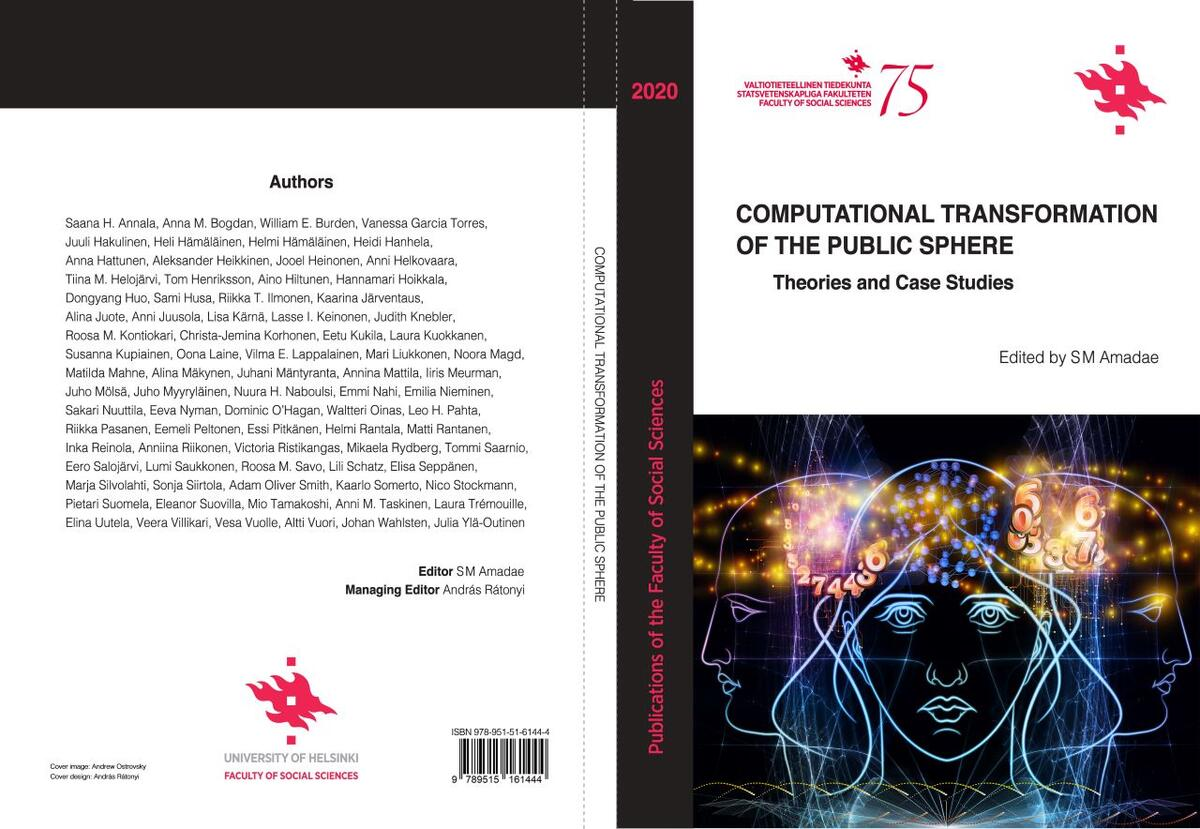 Cover of the book Computational Transformation of Public Sphere