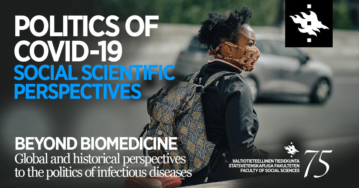 Global and historical perspectives to the politics of infectious diseases