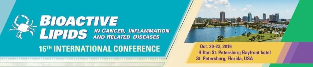 16th International Conference on Bioactive Lipids