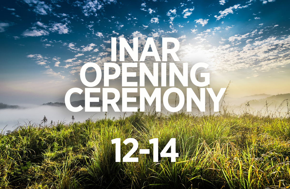 INAR Climate festival opening