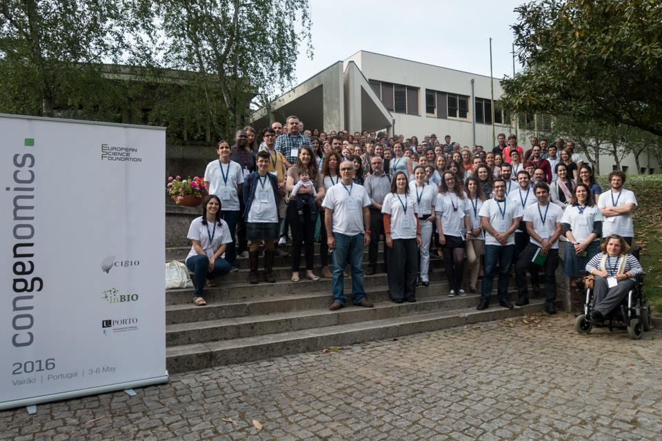 Photo credit: Congenomics conference organizing committee