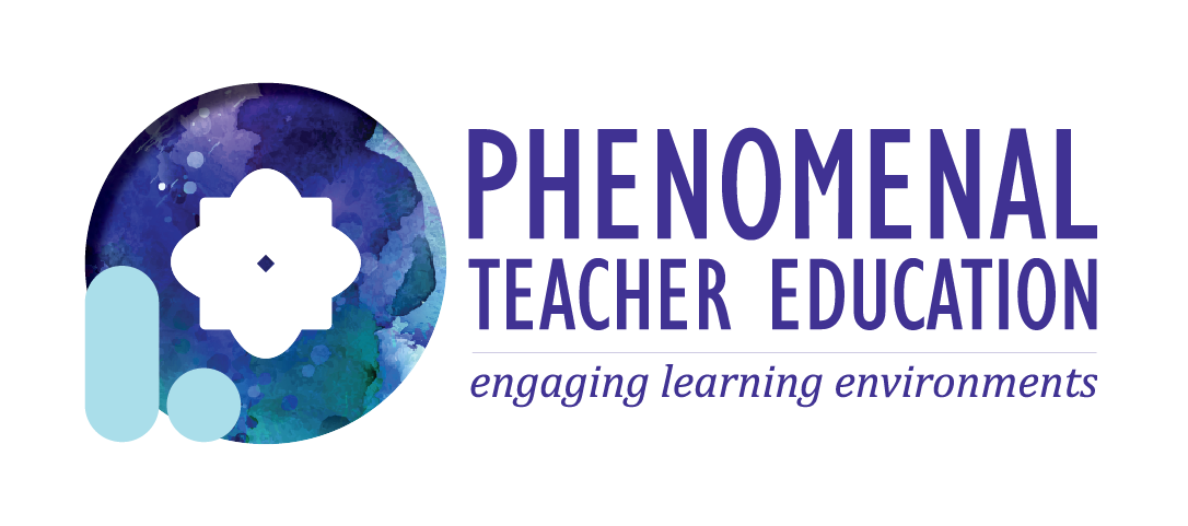 Logo of project Phenomenal Teacher Education - Engaging Learning Environments