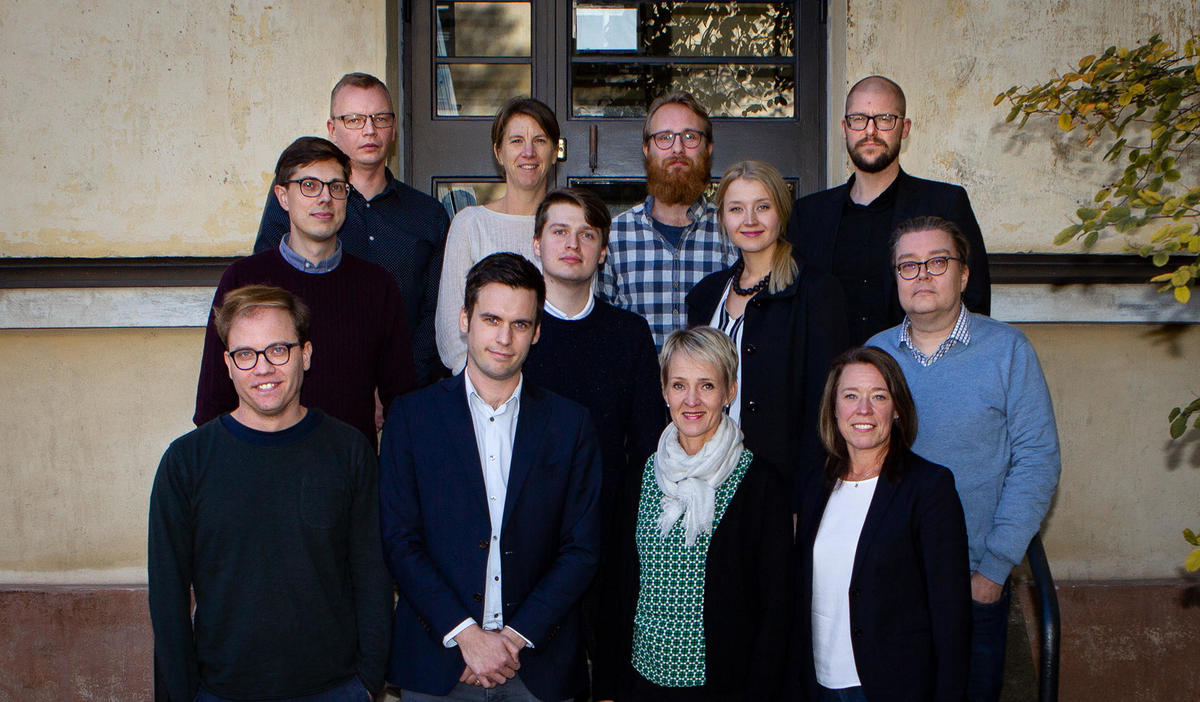 IntraComp researchers