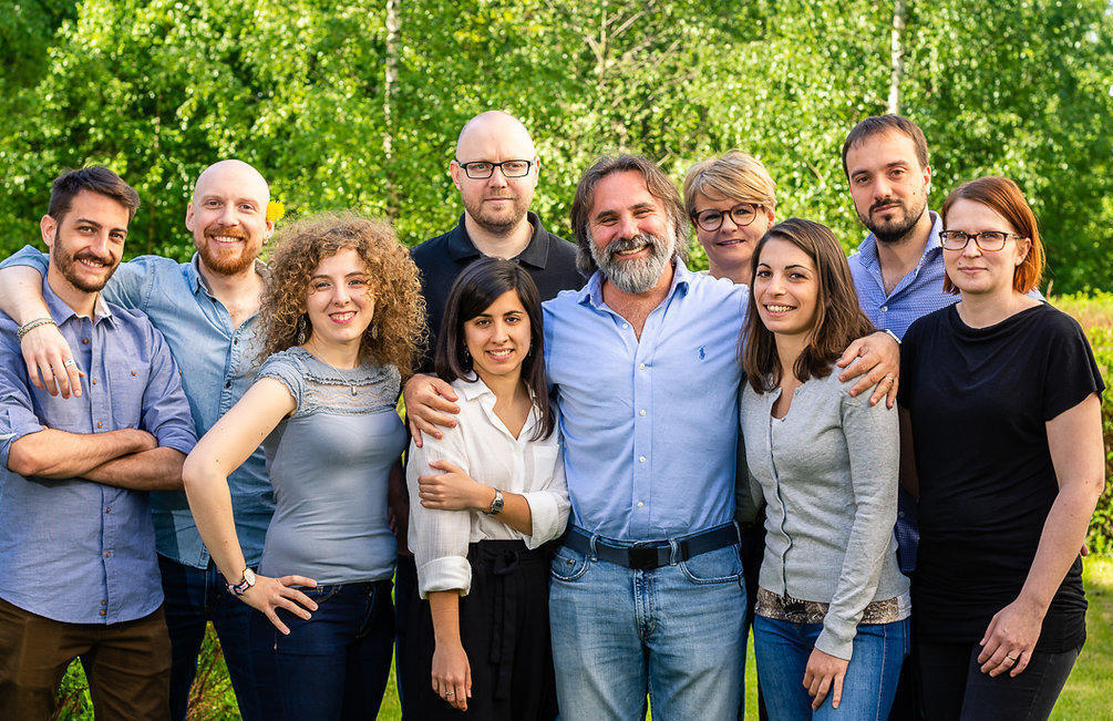 ImmunoViroTherapy Lab, research group members, Faculty of Pharmacy, University of Helsinki
