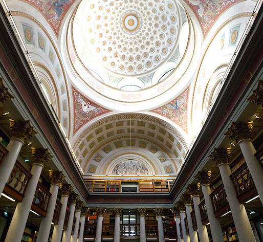 National Library of Finland, by Minna Tamper