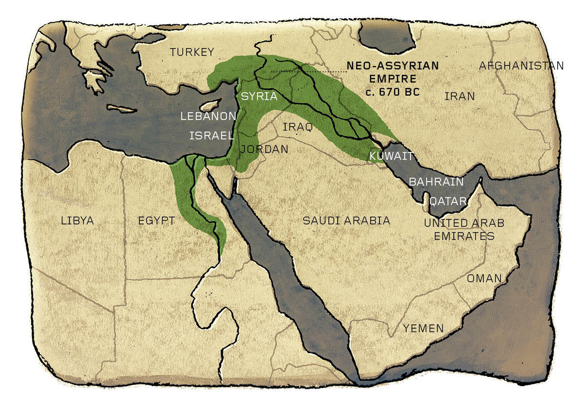 The Middle East Has An Illustrious Past Why Are We Hearing So