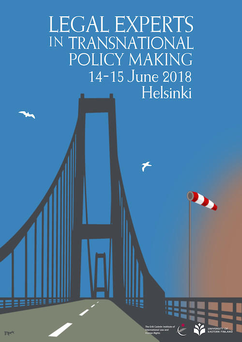 Legal experts in transnational policy making