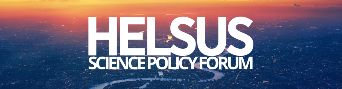 HELSUS Science Policy Forum