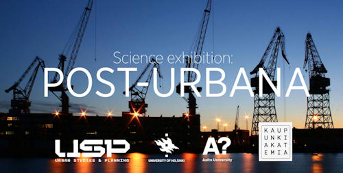Banner of Post Urban Science Fair