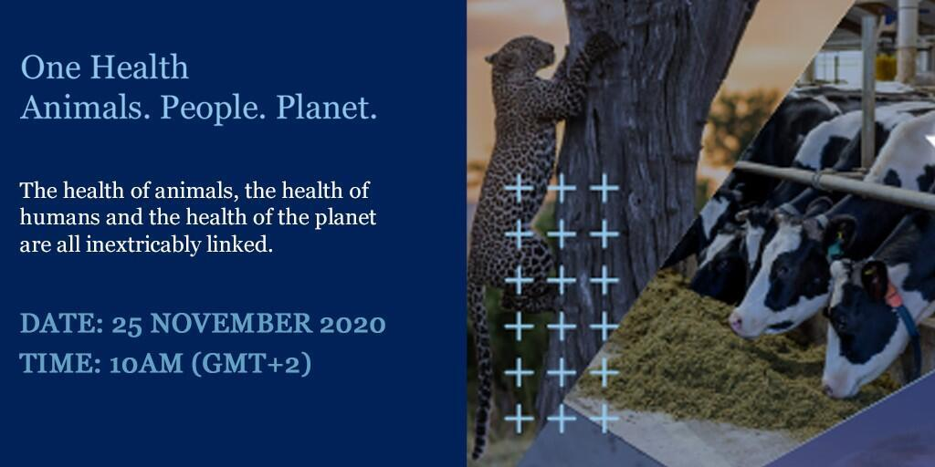 One Health Animals. People. Planet.