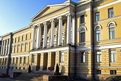 University of Helsinki main building