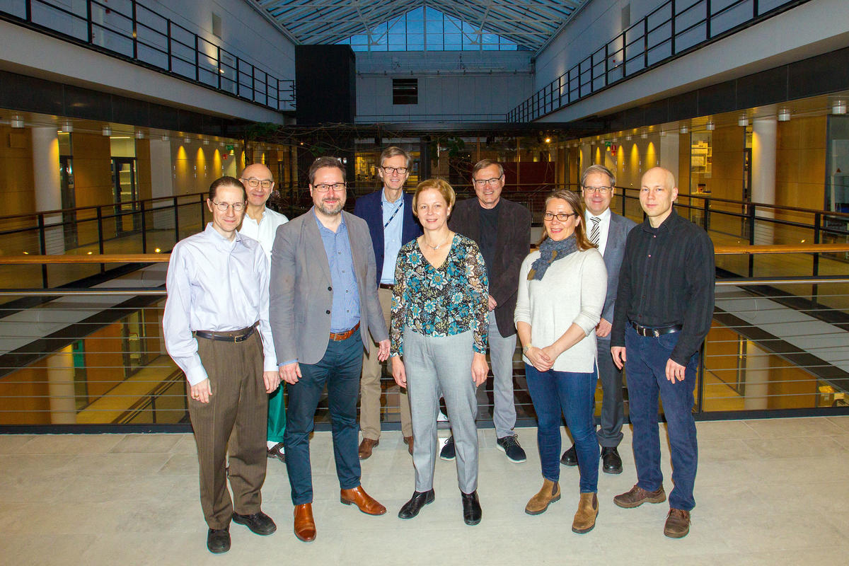 Centre of Excellence in Complex Disease Genetics group photo