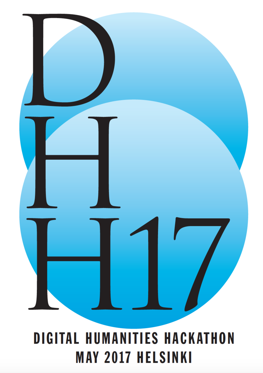 Helsinki digital humanities hackathon 2017 dhh17 helsinki this event aims to bring together students and researchers of humanities social sciences and computer science for a week of active co operation in groups biocorpaavc Choice Image