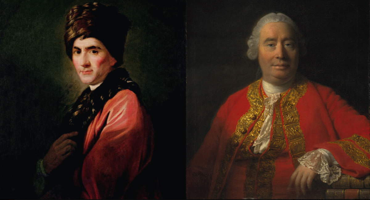Rousseau and Hume