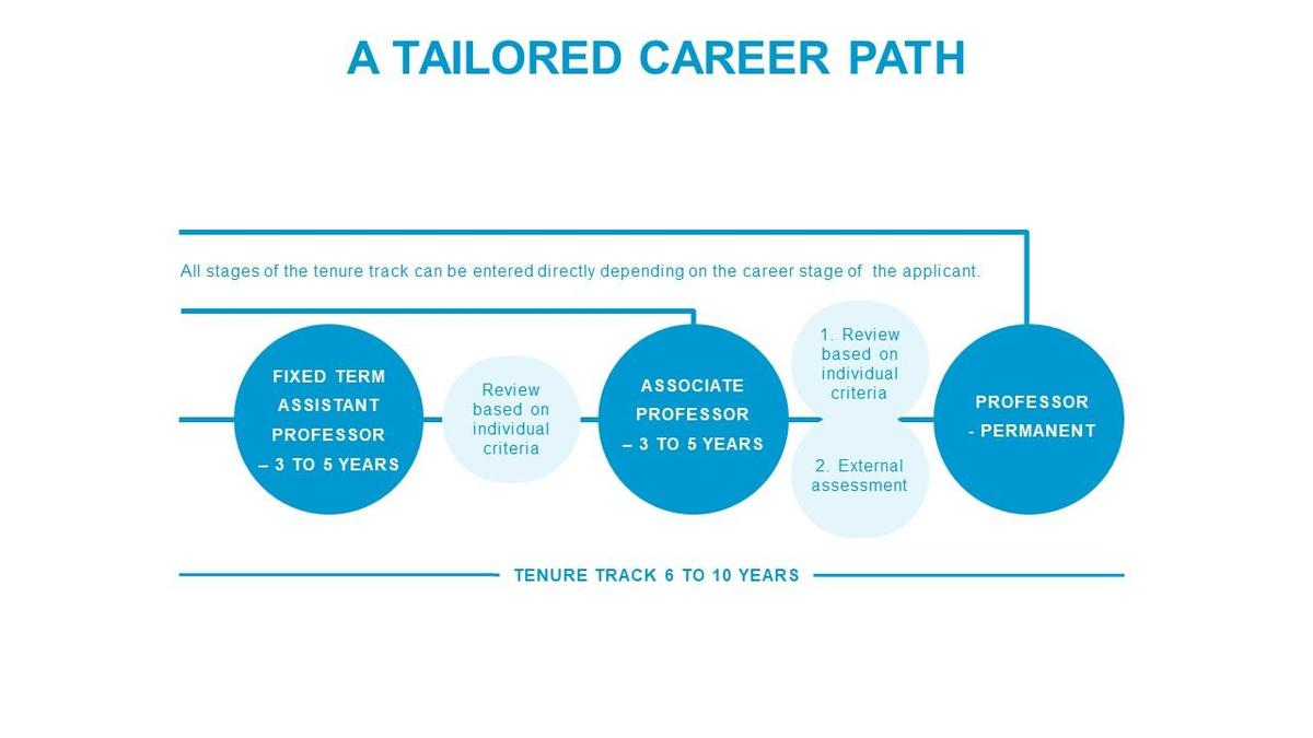 Careers: career parh overview