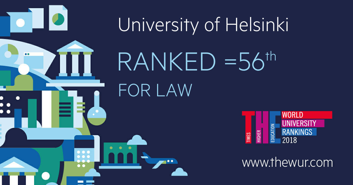 Times Higher Education Ranking 2018