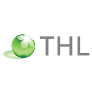 THL National Instute for Health and Healthcare logo.