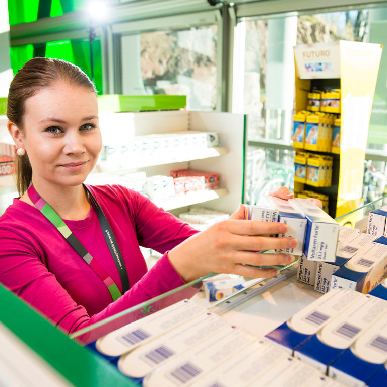 Degree Studies and Courses for Exhange Students, Faculty of Pharmacy, University of Helsinki