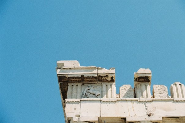 Greek temple, Credits: Katri Rostedt