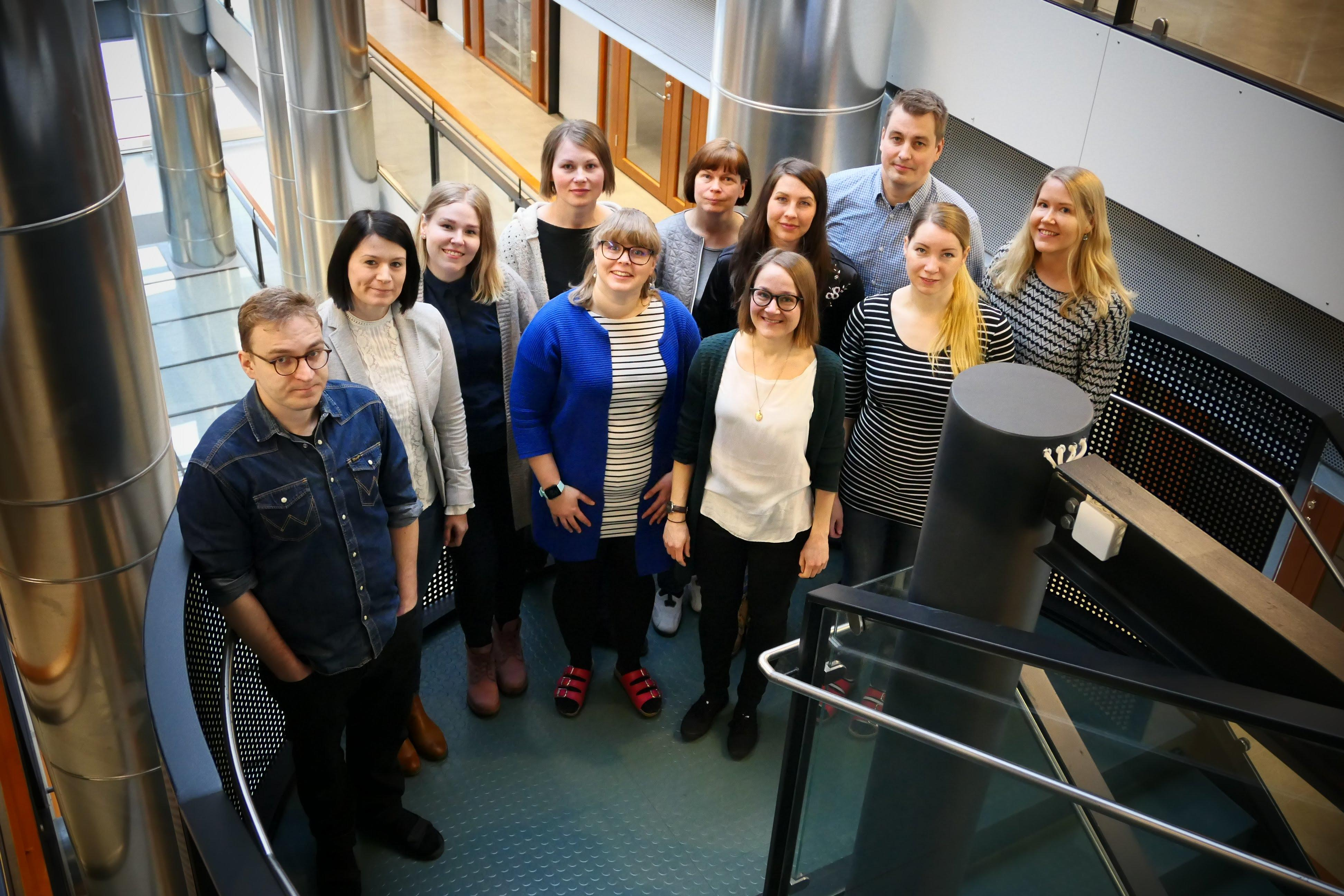 FIMM sequencing team