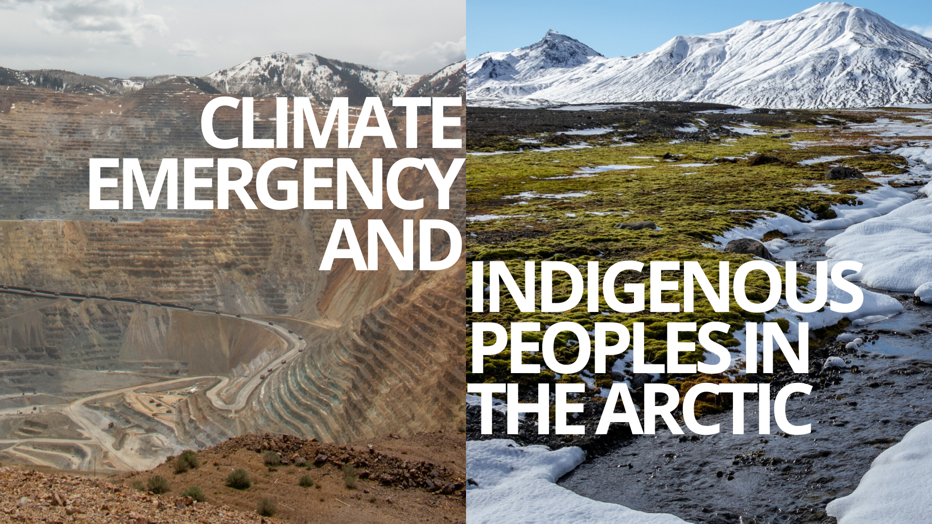 climate emergency and indigenous peoples