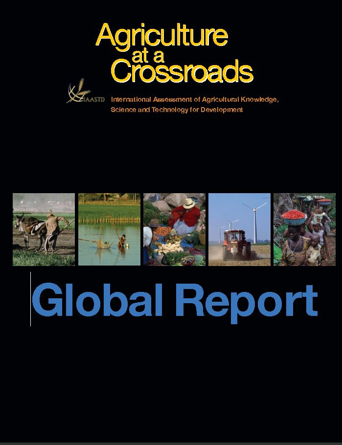 Agriculture at a crossroad_report