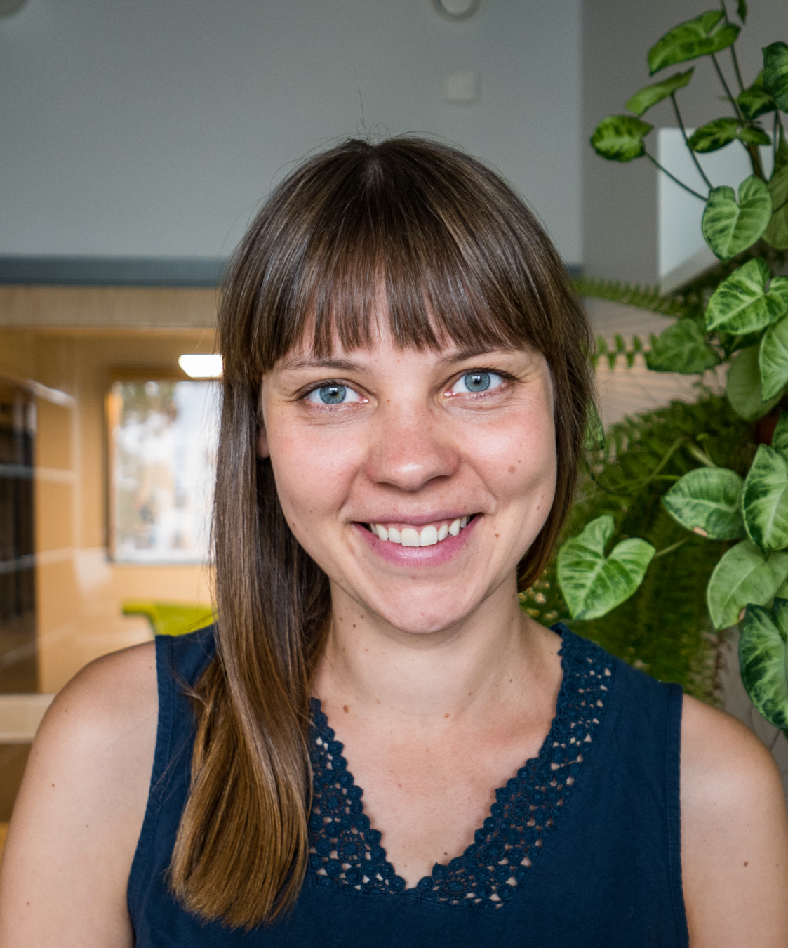 Post doctoral researcher Anna Salomaa, Urban Environmental Policy Research Group