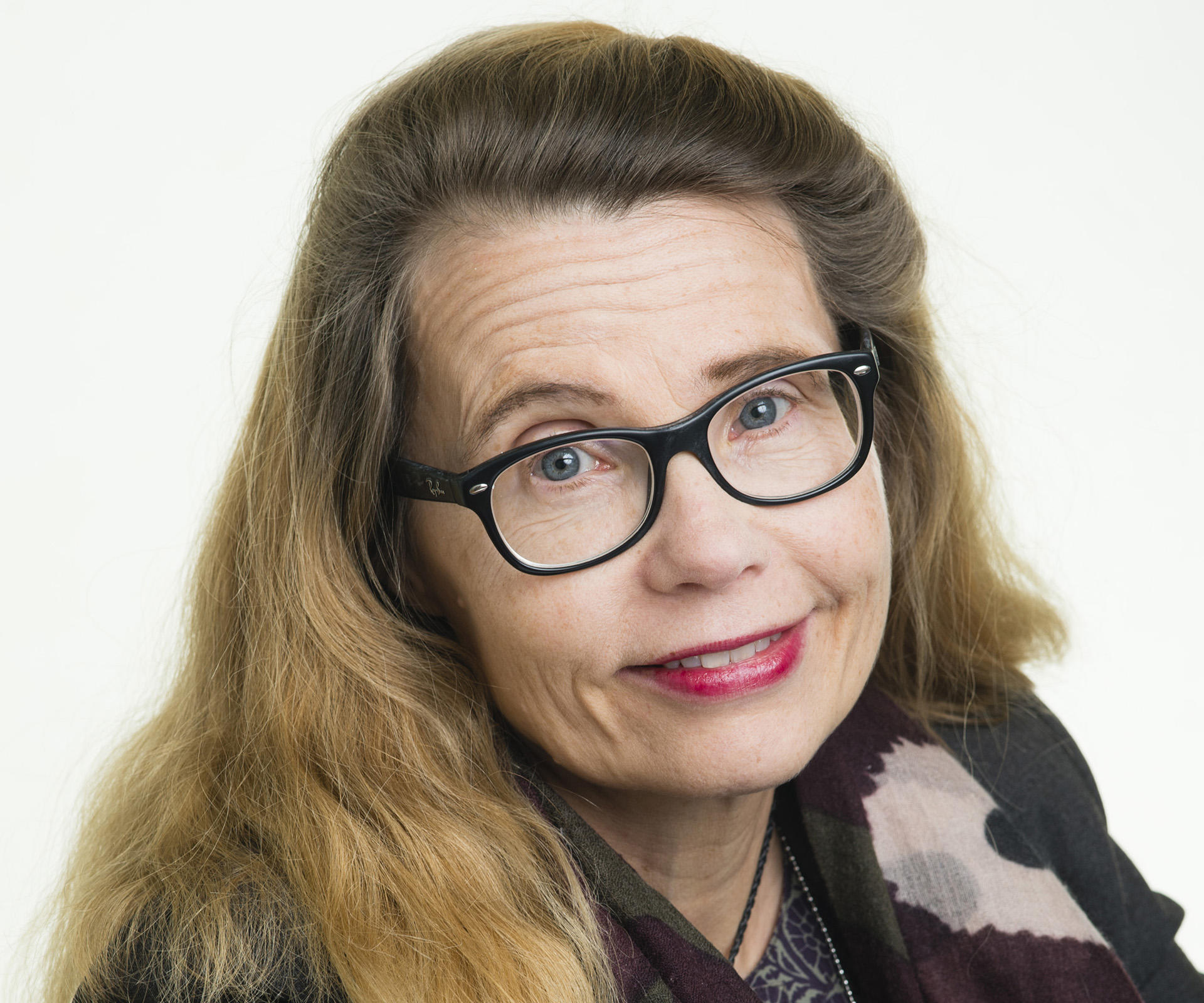 Elina Kahla. Photo Veikko Somerpuro