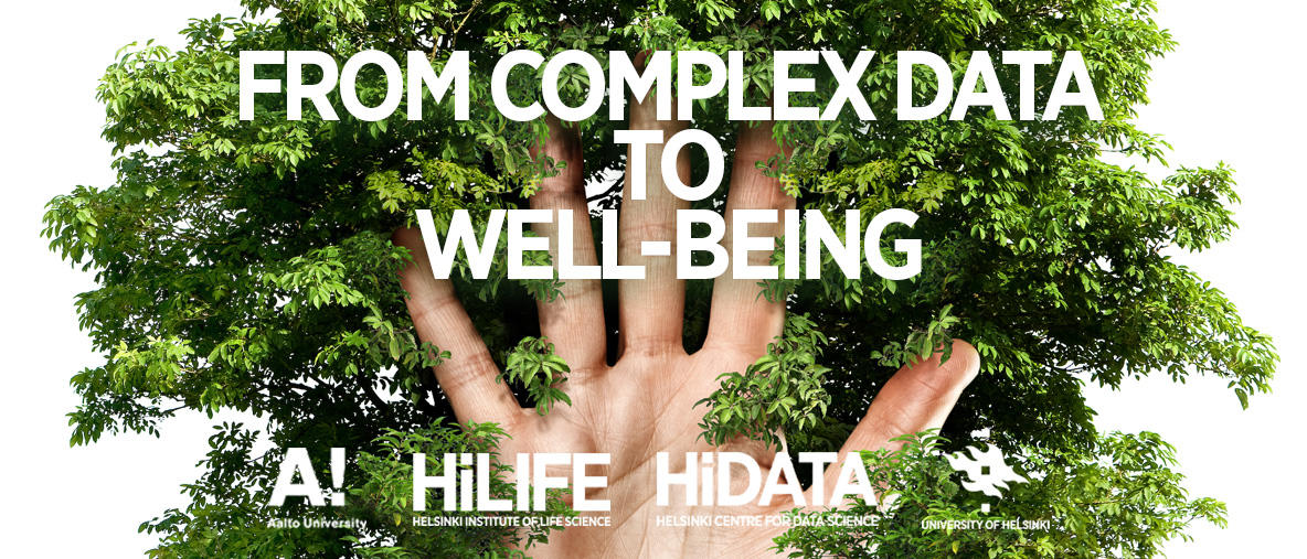 From Complex Data to Well-being event