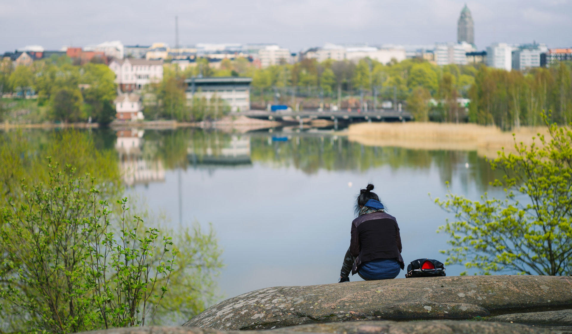 Study in Finland, a safe and stable country with world-class education and green nature. Photo by Helsinki Marketing.